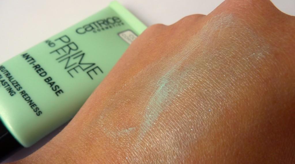 Catrice Prime and Fine Anti-Redness Base & Mattifying Powder Waterproof