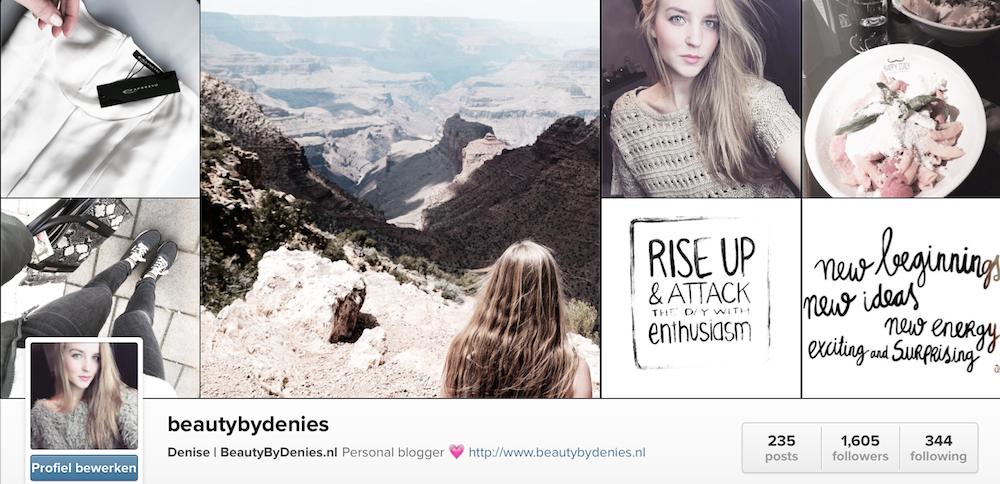 Instagram-foto's
