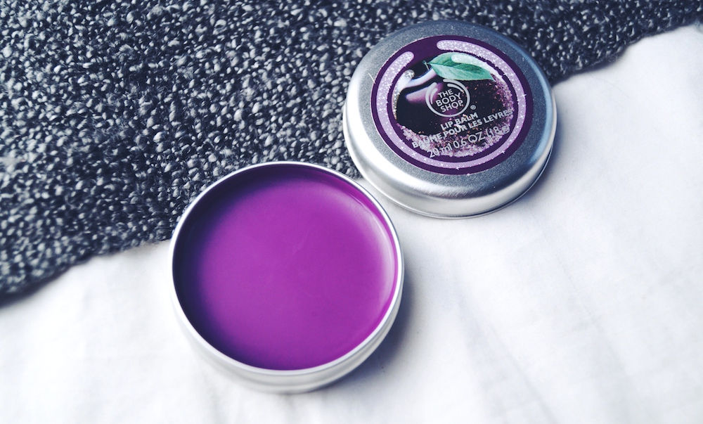 The body shop frosted plum kerst 2015