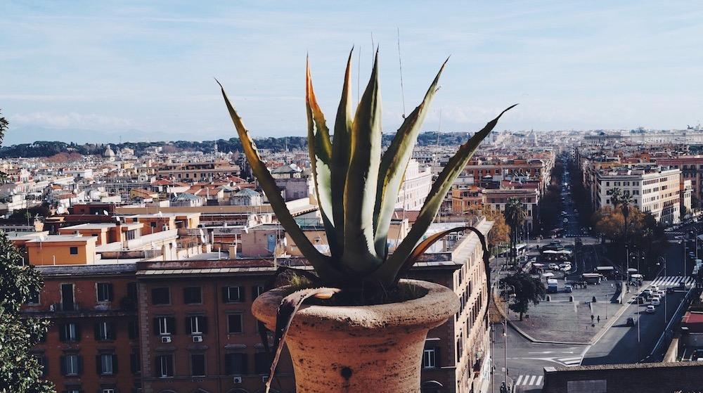 Uitzicht-Rome