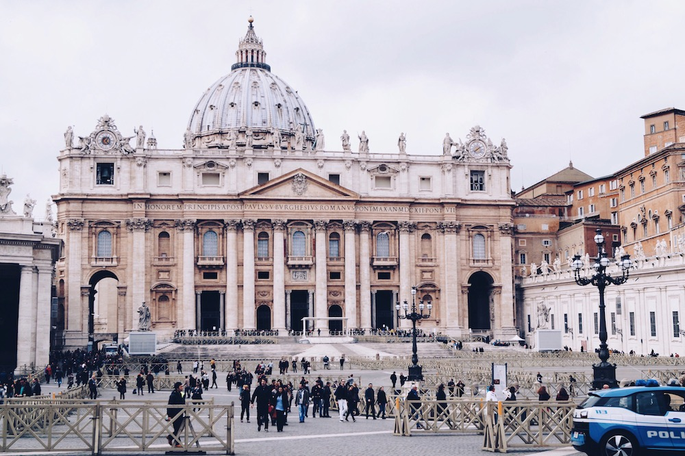 Vaticaanstad-Sintpieter