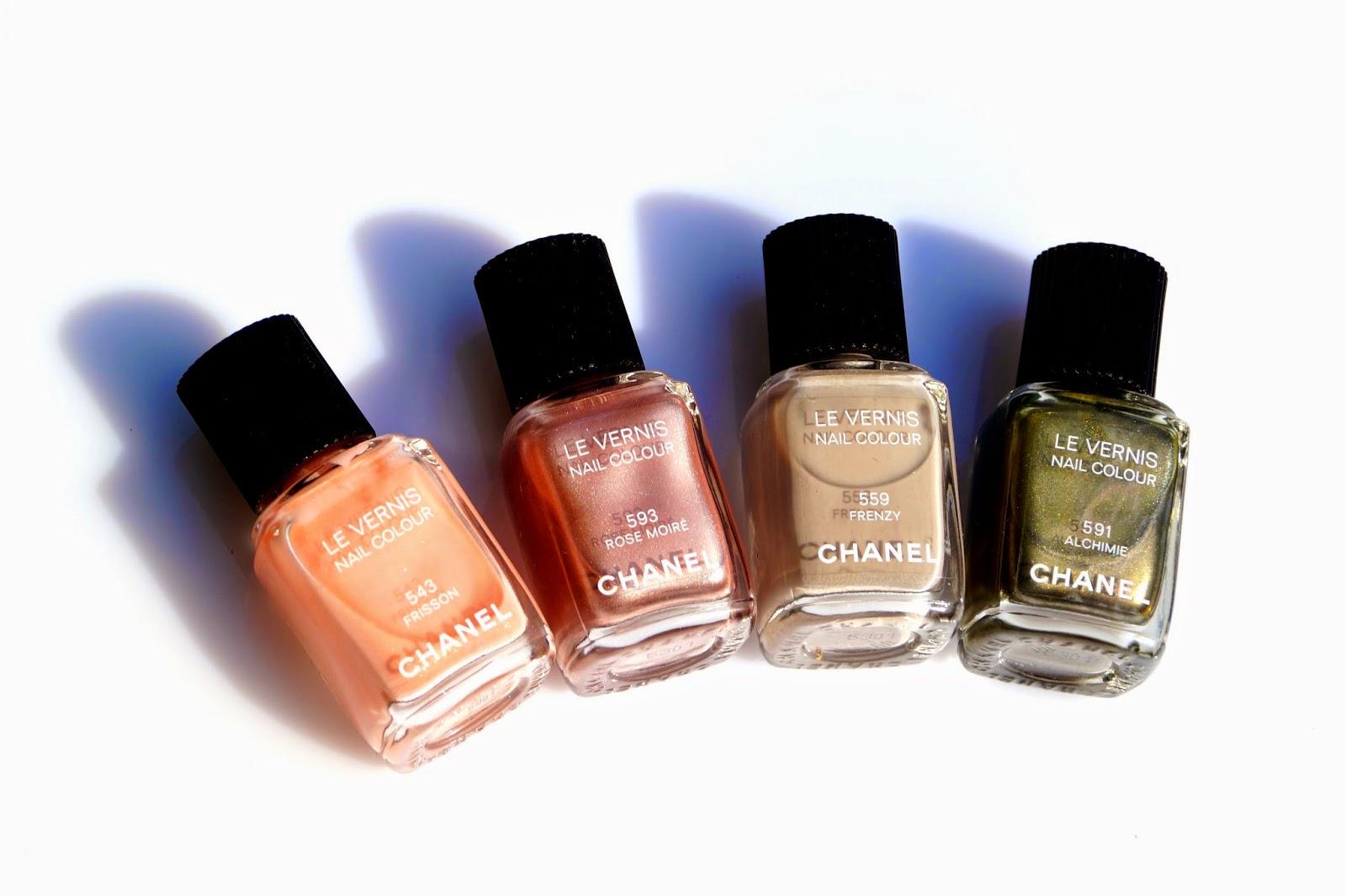 cdbead53042 Chanel – Le Vernis Nail Colour – Beauty by Denies